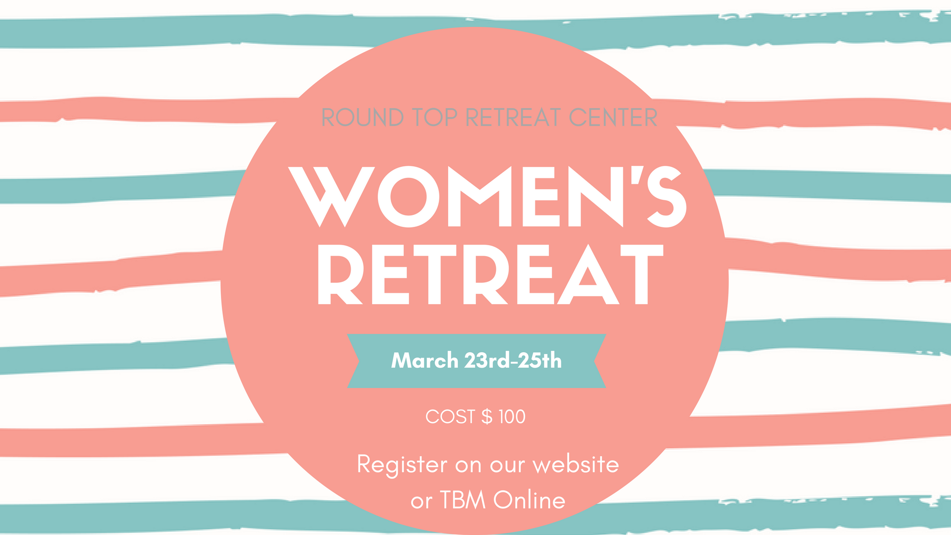Women's Retreat 2018 logo