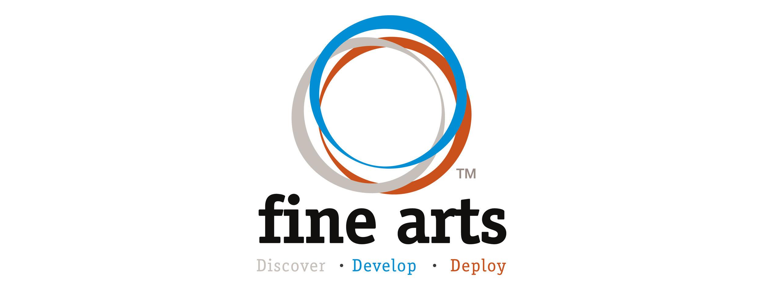 District Fine Arts Festival logo