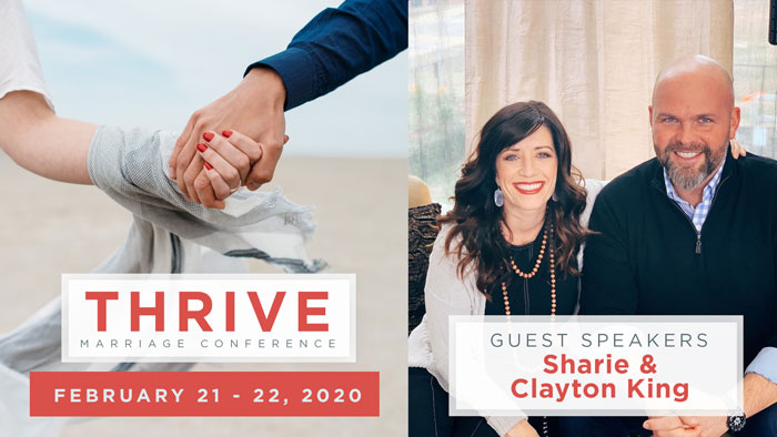 Thrive Marriage Conference logo